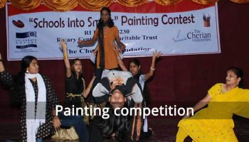 Schools into Smiles Painting Contest