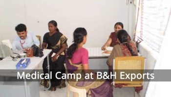 Medical Camp at Mugappair