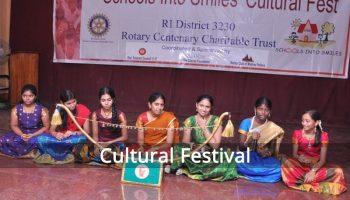 Schools into Smiles Cultural Fest