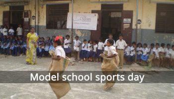 model-school-sports-day-2011
