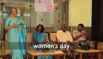 Women's Day 2012