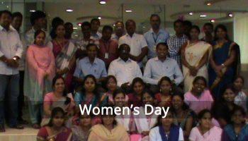 Women's Day 2013