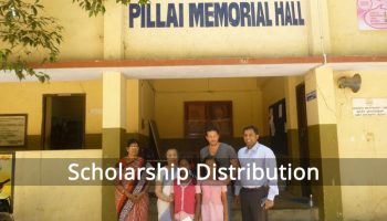 Scholarship Distribution-2016