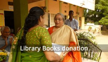 Library-Books-donation-at-Kalyanam-school-2017